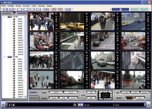 Виды с IP камер
